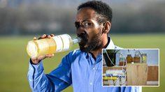 หนุ่มชาวอังกฤษ ดื่ม น้ำปัสสาวะ ของตัวเองทุกวัน เพื่อให้รู้สึกสดชื่นตลอดเวลา