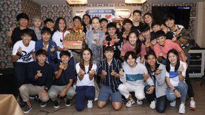 แม่แป้งเลี้ยงปีใหม่ ทีมลูกรักฟุตบอลหญิง ขนมจีน โผล่เซอร์ไพร์ส