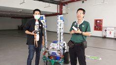เจษฎาบอกต่อ MONO29 เลาะรั้ว ม.เกษตร พบหุ่นยนต์พ่นสารฆ่าเชื้อ โควิด-19