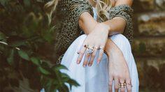 ทายนิสัยจากนิ้วที่ชอบใส่แหวน