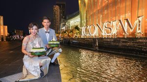 """""""ICONSIAM Chao Phraya River Of Glory"""" เฉลิมฉลองยิ่งใหญ่ งานลอยกระทง ริมสายน้ำเจ้าพระยา ที่ไอคอนสยาม"""