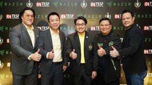 RAZER ร่วมสนับสนุนสมาคมกีฬาอีสปอร์ตแห่งประเทศไทยในการแข่งซีเกมส์ 2019