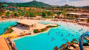 สวนน้ำรามายณะ สวนน้ำที่ยิ่งใหญ่ที่สุดของเมืองไทย