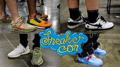 ส่องสนีกเกอร์สวยๆ และหายาก ภายในงาน Sneaker Con DC 2019