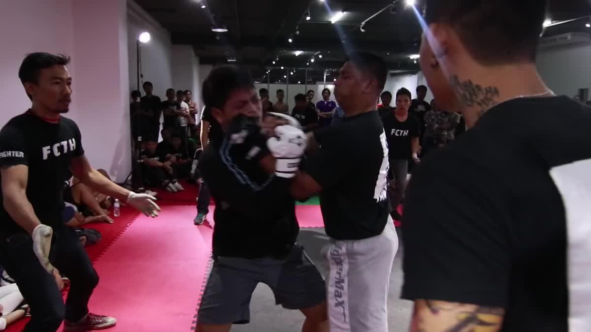 Fight Club Thailand 2017 โด่งเรดลายด์ x เคไง คู่ที่ 217