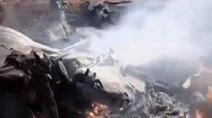 กลุ่มก่อการร้าย ยิงเครื่องบินรบซีเรีย ตกในเมืองอเลปโป้