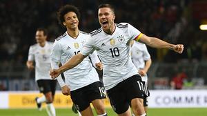 ผลบอล : ปิดฉากอย่างสวยงาม!! โพลดี้ ยิงสั่งลาพา เยอรมัน อุ่นเกือกเฉือนหวิว อังกฤษ 1-0