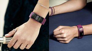 Samsung ชวนบอกรักแม่ เปิดตัว Gear Fit 2 สีใหม่ชมพูฟรุ้งฟริ้ง