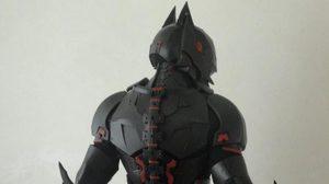 หนุ่มฝรั่งเศส สร้างชุดเกราะ Batman Beyond สุดเท่!!