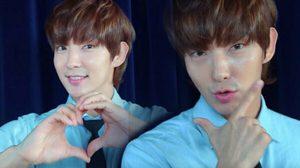 """อีจุนกิ ส่งหัวใจรัวๆ! ออกปาก """"ตื่นเต้น"""" พร้อมเจอแฟนคลับไทยในรอบหลายปี!!"""
