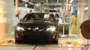 โตโยต้าเรียกคืนรถกว่า 3 ล้านคันทั่วโลก หลังพบความบกพร่อง
