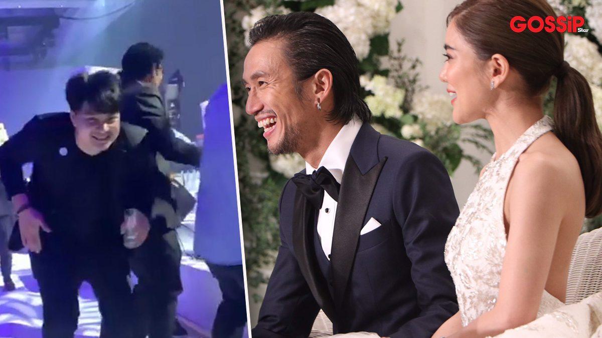 ตูน - ก้อย พูดถึง เป๊กซ์ วง zeal ในงานแต่งของพวกเขา