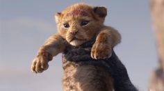 ความคิดเห็นของแฟน ๆ บางส่วนที่ได้ดูตัวอย่างแรก The Lion King