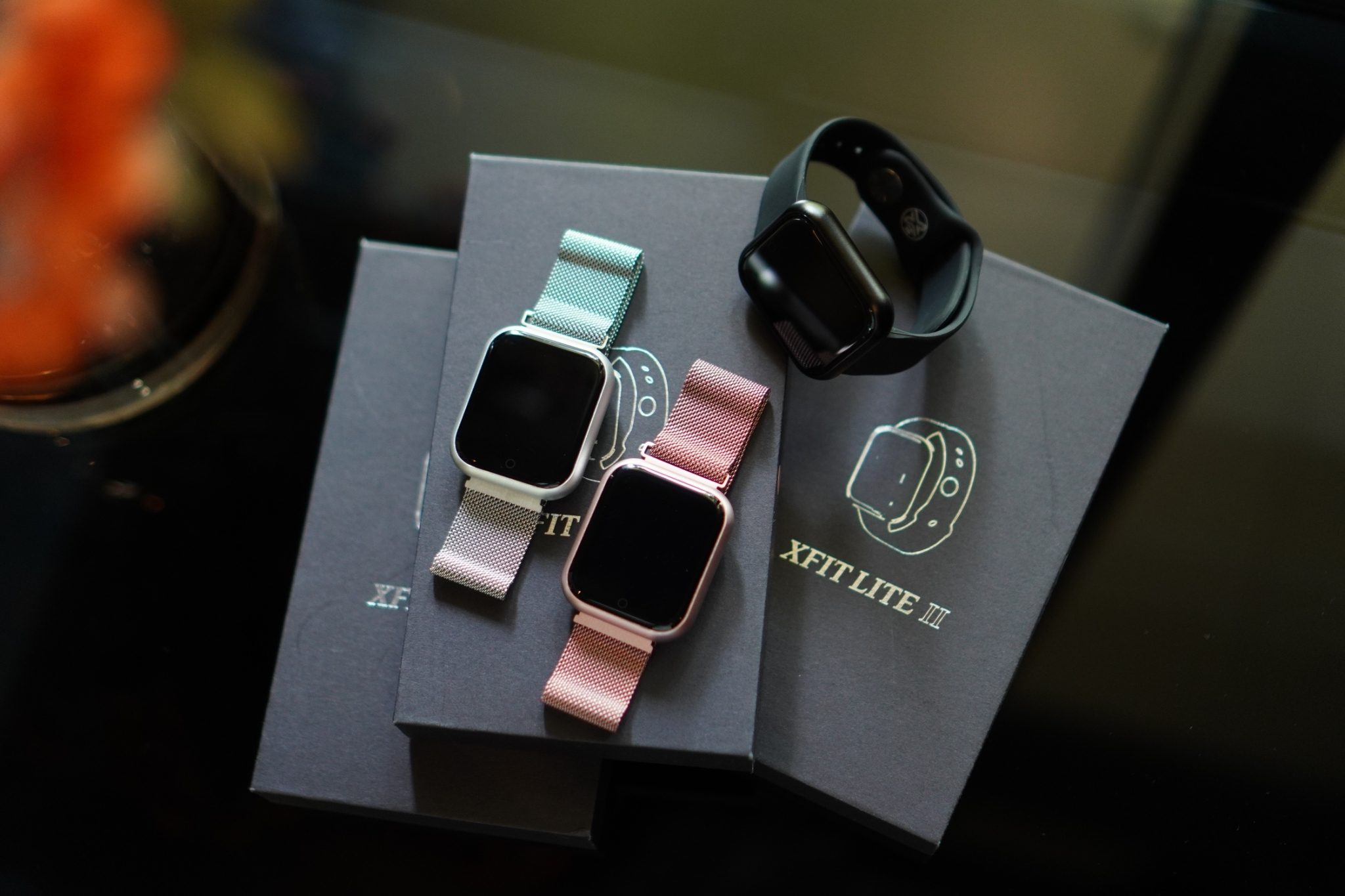 XFit รุ่น Lite II น้องใหม่ตระกูล XFIT Watch จุดสตาร์ทนาฬิกาอัจฉริยะ โดนใจสาวกอินแฟชั่นและรักสุขภาพตัวเองขนานแท้