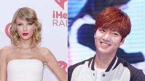 โยงกันได้!? ต้นสังกัดโร่แจง หลังลือหึ่ง ลี มินโฮ กิ๊กใหม่ Taylor Swift!
