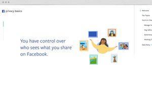 Facebook เปิดตัว Privacy Basics โฉมใหม่ ช่วยค้นหาเครื่องมือในการจัดการและควบคุมข้อมูลต่างๆ
