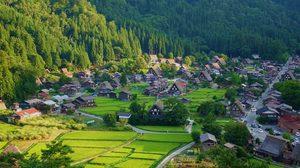 [รีวิว] เที่ยวญี่ปุ่นหน้าร้อน ที่ ชิราคาวาโกะ หมู่บ้านมรดกโลก ในหุบเขา