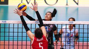 ลุ้นตัวโก่ง! ทีมตบสาวไทย พลิกชนะ ตุรกี 3-2 เซต เข้าชิง มองเตรอซ์ มาสเตอร์ส 2016