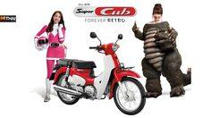 A.P.Honda เปิดตัวโฆษณาชุดใหม่ All New Super Cub ผ่านพรีเซ็นเตอร์ แจนจัง พิมฐา