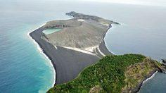 นาซ่า รับรองแล้ว เกาะใหม่ โผล่ที่ตองกา