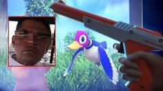 โจรเม็กซิกันหัวใจเกมเมอร์ เอาจอยปืนยิงเป็ดใน เครื่องแฟมิคอม ไปปล้นธนาคาร