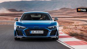 2019 Audi R8 มาแน่ปีหน้า พร้อมโฉมใหม่ เเละขุมพลังที่มากขึ้น