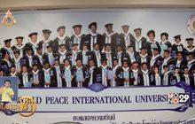 จำคุก 10ปี ผู้บริหาร ม.สันติภาพโลก แจกปริญญาเถื่อน