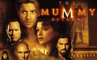 The Mummy Returns เดอะมัมมี่ รีเทิร์น ฟื้นชีพกองทัพมัมมี่ล้างโลก (ภาค 2)