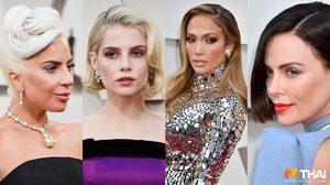 รวมลุคบิวตี้สวยสะดุด ที่สุดของความแกลม บน พรมแดง Oscar 2019