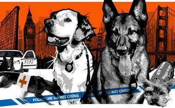 Blue Collar Dogs สุนัขทำงาน