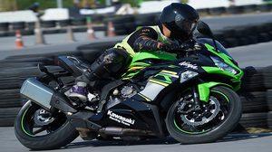 Kawasaki Ninja Test Riding ตอบรับทุกความแรง แซงทุกพื้นที่