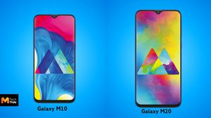 Samsung เปิดตัว Galaxy M10 และ M20 มือถือจอรอยบากครั้งแรกของค่าย!!