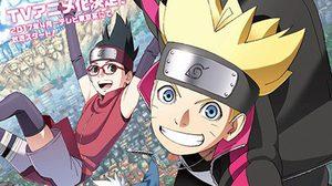 Boruto Naruto Next Generations ภาค TV Anime ปล่อยตัวอย่างล่าสุดแล้ว