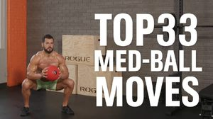 เทคนิค ออกกำลังกายด้วย Med Ball 33 ท่าง่ายๆ สู่หุ่นเฟิร์ม