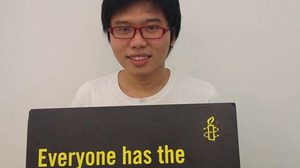 'เนติวิทย์' ได้รับเลือกนั่งกรรมการแอมเนสตี้ประเทศไทย