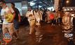 ฝนถล่มกรุง น้ำท่วม-รถติดหนัก