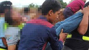 กู้ภัยเสียชีวิต 1 ราย จากเหตุโจมตีรถพยาบาลในเมียนมา