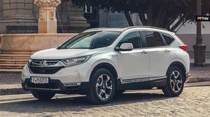 เปิดราคา Honda CR-V Hybrid 2019 ใหม่ ที่ตลาดประเทศอังกฤษ เริ่มต้นที่ 1.23 ล้านบาท