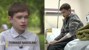 โรคประหลาด ทำให้หนุ่มวัย 25 ต้องใช้ชีวิตอยู่ในร่างอายุ 12 มานานกว่า 18 ปี