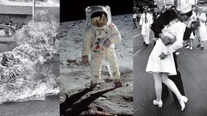 100 ภาพถ่ายทรงอิทธิพลมากที่สุดในโลก โดยนิตยสาร TIME
