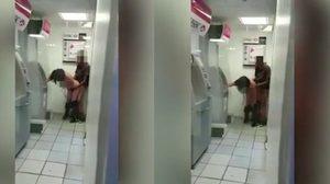 นับถือใจมาก คลิปฉาวสุดไวรัล มีเซ็กซ์ที่ตู้ ATM กันสดๆ ริมถนน ไม่แคร์สื่อ