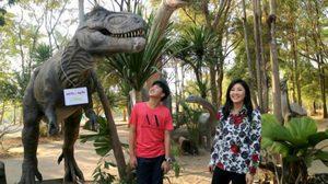 'ปู-ไปป์' ชวนเที่ยว 'วันเด็ก' พิพิธภัณฑ์ไดโนเสาร์