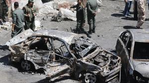 คนร้ายจุดชนวนคาร์บอมบ์ ฆ่าตัวตายที่ซีเรีย ดับ 18 ราย