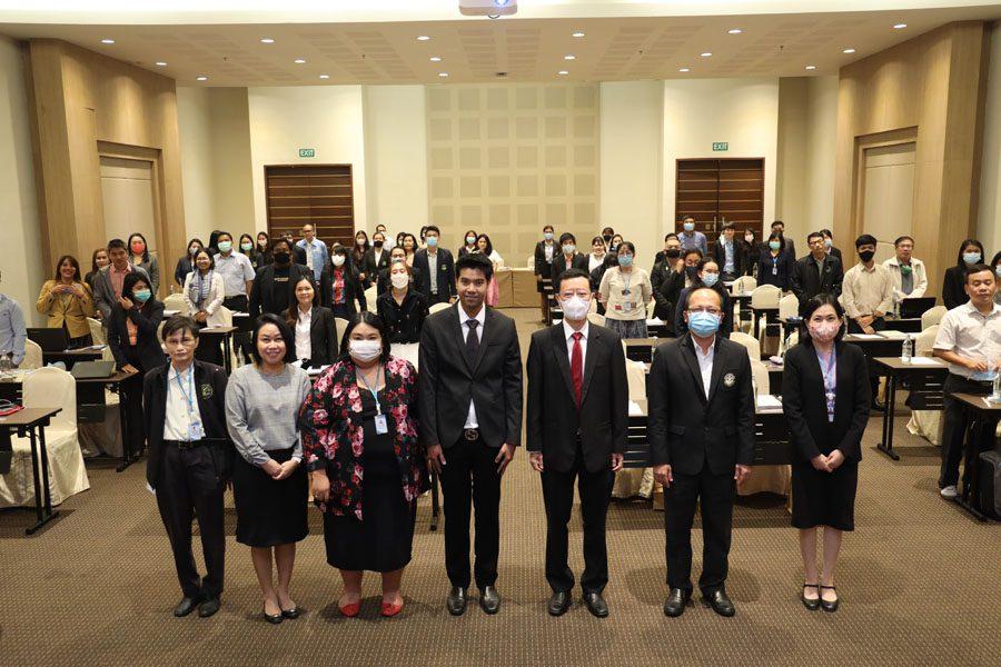 กรมการท่องเที่ยวรุกจัดงานฝึกอบรมเชิงปฏิบัติการด้านการตรวจประเมินและรับรอง มาตรฐานการท่องเที่ยวไทย