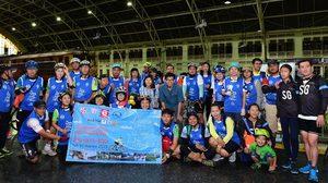 ชวนปั่นจักรยานตามเส้นทางสายวัฒนธรรมไทย-ลาว-ยวน กับ  A Long Way Home Trip @หนองแซง จ.สระบุรี