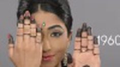 อุ๊ต๊ะ! เทรนด์ความงาม 100 ปี ของ สาวอินเดีย ภารตะ ตาคม