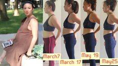 ลดน้ำหนัก 20 กิโล ภายใน 4 เดือน By คุณแม่ลูกสาม ฮารุ สุประกอบ