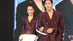 กระแสไทยอินเทรนด์ จั๊กจั่น-ไนกี้ ร่วมเดินแบบฝ้ายไทยโชว์เวทีระดับสากล