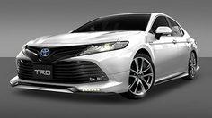 Toyota Camry 2017 เผยชุดแต่ง TRD ใหม่ ที่ประเทศญี่ปุ่น ในราคา 48,000 บาท