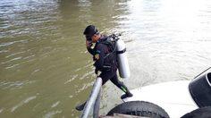 สลด! สาวโดดสะพานพระราม 7 จมน้ำดับ เจ้าหน้าที่งมหาจนพบ ยังติดตามญาติไม่ได้